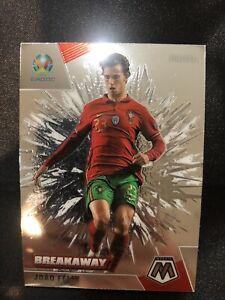 2021 Panini Mosaic Soccer UEFA EURO 2020 Joao Felix Breakaway PRIZM MINT