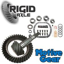 "3.21 Motive Ring and Pinion Gear Set w/ Bearing Kit Dodge Chrysler 8.25"" 10 Bolt"