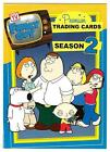 FAMILY GUY SEASON 2 Inkworks/2006​ COMPLETE 72 TRADING CARD SET Seth MacFarlane