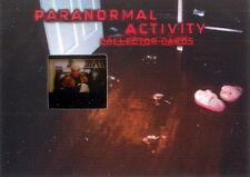 PARANORMAL ACTIVITY 2010 BREYGENT FILM FRAME INSERT CARD CELL 1