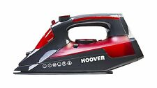 Hoover ironjet 2500W anti-goutte/échelle céramique fer à vapeur-rouge/gris-TIM2500C