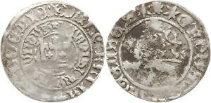 Kgr. Böhmen, Wladislaus II., Prager Groschen o.J. (1471 - 1516)