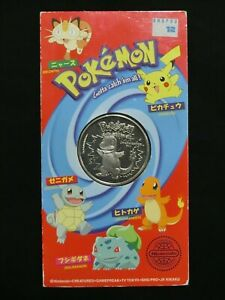 Niue 2001 Pokemon Series Charmander 1 Dollar Copper-nickel Coin with Card