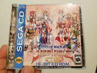 Shining Force cd (sega cd custom )
