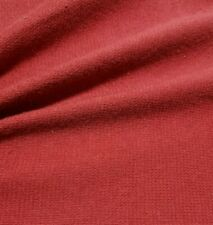 DARK RED SMALL FIGURED COTTON FABRIC- SOLD BY THE METRE