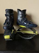 Kangoo Jumps KJ XR 3 X-Rebound Boots Size LARGE Unisex Black Green Men 9.5-11.5