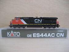 Escala N - Kato locomotora Diesel GE Es44ac Gevo Canadian National 176-8926 Neu
