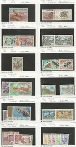 Laos, Postage Stamp, #211//297 Mint NH & LH, 1971-78, JFZ