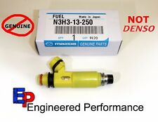 New Denso 450cc fuel injector 195500-4450 - suit Mazda RX8 04-08  11mm yellow