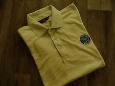 Wimbledon Tennis Polo Top Shirt Size XL