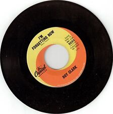 CLARK, Roy  (I'm Forgetting Now)  Capitol 5233 = VINTAGE RECORD!