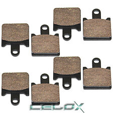 Front Brake Pads For Kawasaki ZG1400 Concours 14 ABS 2008-2017