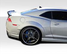 10-15 Chevrolet Camaro GT Concept Duraflex Widebody Rear Fender Flares!!! 109800