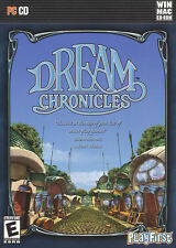 DREAM CHRONICLES Adventure PC Game Win/Mac NEW in BOX!