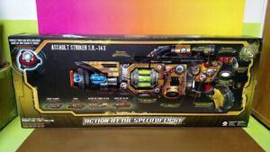WowWee Light Strike Assault Striker w/ Simple Target Yellow S.R. 143 Brand New !