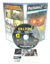 KILL ZONE - Ps2 Playstation Play Station 2 Gioco Game
