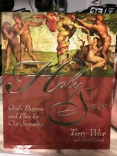 HOLY SEX Paperback Book By Weir Terry Whitaker House (SC)