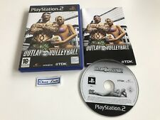 Outlaw Volleyball - Sony PlayStation PS2 - PAL FR - Avec Notice