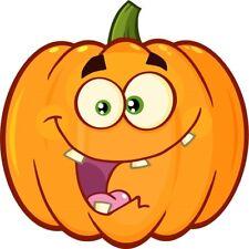 30 Custom Crazy Halloween Pumpkin Personalized Address Labels