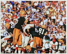 "1967 Bart Starr Green Bay Packers Super Bowl I Signed 16""x 20"" Photo (JSA) Quote"