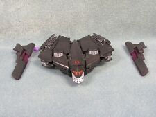 Transformers 2012 Generations Deluxe Class Megatron Complete