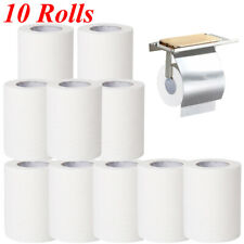 10 Roll Paper Towel Home Toilet Paper Household Skin-Friendly Three-Layer Paper