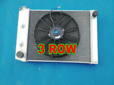 3row Aluminum Radiator for FORD Cortina 6 cylinder TC TD TE TF 1972-1982 AT/MT