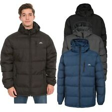 Trespass Mens Casual Lightweight Hooded Casual Jacket Padded Warm Winter Coat