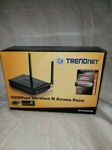 TRENDnet TEW-638APB 300 Mbps 10/100 Wireless N Router