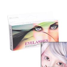 Stage Eye ExtensionsThick Makeup Long Fake Eyelashes White False Eyelashes`Nice~