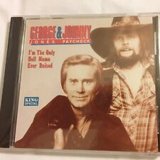 Brand NEW -  The Only Hell Mama Ever Raised - - George Jones and Johnny Paycheck