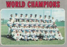 Topps New York Mets Not Authenticated Baseball Cards