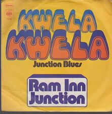 "7"" Ram In Junction Kwela Kwela / Junction Blues 70`s CBS 7316"