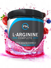 Fenix Nutrition L-Arginine Complete Mixed Berry 10.5 oz
