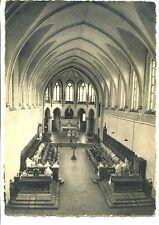 CP 59 NORD - Godewaersvelde - Mont des Cats - Abbaye - Religieux au Choeur