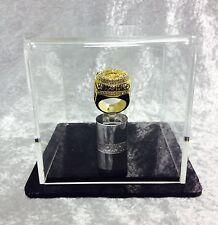 Championship Ring Display Case Ring Box
