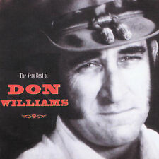 The Very Best of Don Williams by Don Williams (CD, Oct-1997, Spectrum Music (UK))