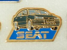 Seat Toledo Pin  , Lapel Pin, Hat tack , tie tack Auto Pin  Green