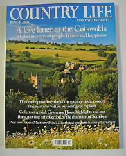 June Country Life Nature, Outdoor & Geography Magazines