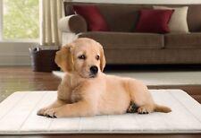 Orthopedic Memory Foam Pet Mat / Pet Bed Cushioned Anti Slip Pet Pad Comfort Mat