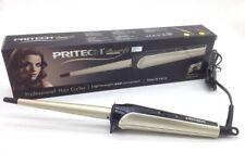FER A FRISER A BOUCLER CONIQUE BOUCLES DE 9 à 18 mm OR  PRITECH