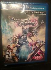 Ragnarok Odyssey (Sony PlayStation Vita, 2012)