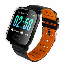 Waterproof Sport Smart Watch Blood Pressure Heart Rate Monitor Health Tracker