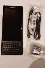BlackBerry Priv Black STV100-4 Canada Unlocked Android 4G LTE