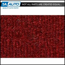 for 1980-86 Ford F150 Truck Reg Cab 2WD 4305-Oxblood Carpet 4 Speed Manual Trans