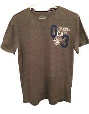 Polo & Racquet Club Grey T-Shirt Size L