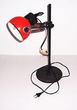 Polam Pila Schreibtischlampe 70er Sputnik Ära Spaceage Design Deko vintage !