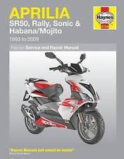 Aprilia Sr50 & Sr125 Scooters (85 - 07) by Phil Mather (Paperback, 2009)