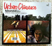 Maxwell [Urban Classics] Urban Hang Suite + Embrya 2CD  -  UK SELLER _RARE