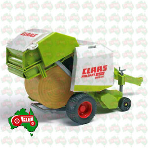 1/16 Scale Toy Bruder Claas Rollant 250 Straw Hay Baler